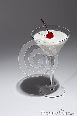 Milk Martini