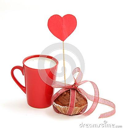 Milk muffin and Love