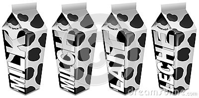 Milk packaging - Emballages de lait - Milch-Verpac