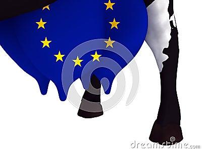Milking the EU