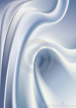Milky abstract