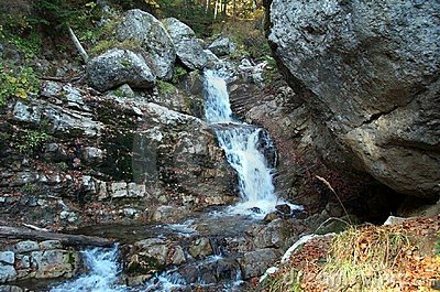 Milky vattenfall 2