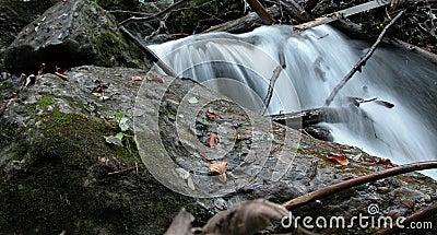 Milky vattenfall 4