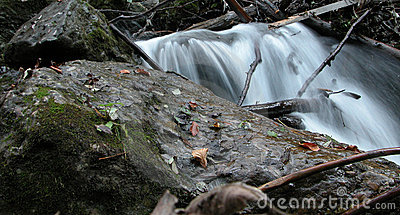 Milky waterfall 4