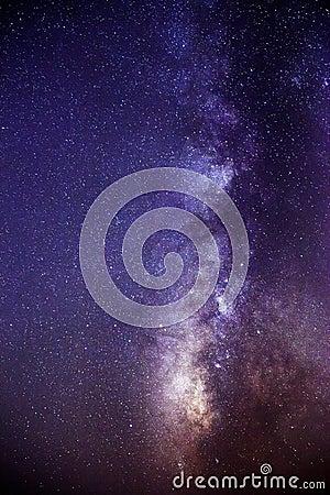Milky Way Royalty Free Stock Image - Image: 16079406