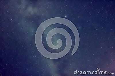 Milky Way Space