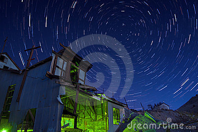 Mill Star Trails
