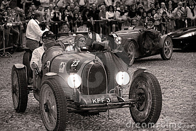 Mille Miglia Editorial Photo