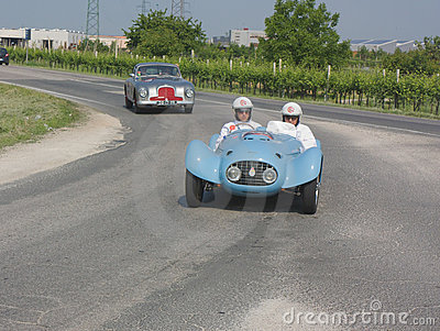 Mille miglia 2011 Editorial Stock Photo