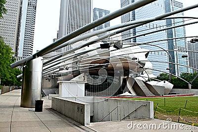 Millenium Park of Chicago