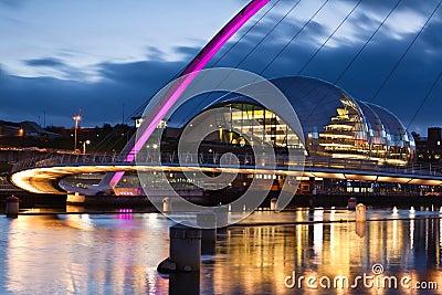 Millennium Bridge Gateshead