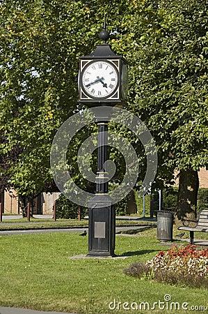 Millennium Clock, Bourne End