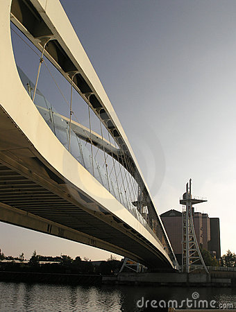 Millennium Footbridge Salford