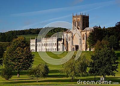Milton Abbey & School , Dorset, UK