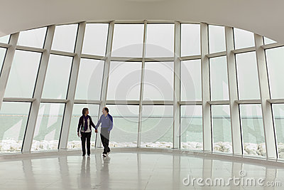 The Milwaukee Art Museum Editorial Stock Photo