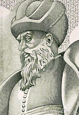 Mimar Sinan Editorial Image