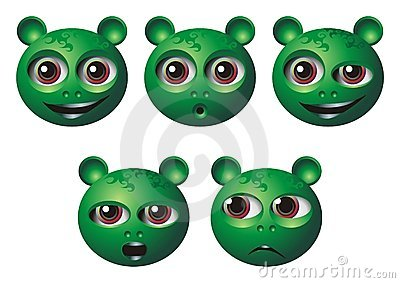 Mimic Head icons