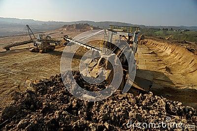 Mina de carbón 14