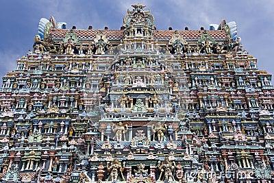 Minakshi Sundareshvara Hindu Temple - India