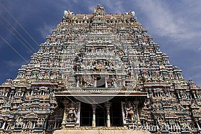 Minakshi Sundareshvara Temple - Madurai - India