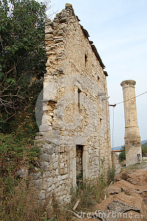 Minaret in Drnish