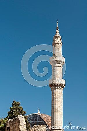 Minaret Rhodes