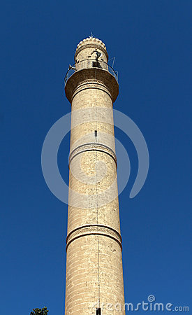 The Minaret of Sheikh Cabuk Mosque, Mardin.
