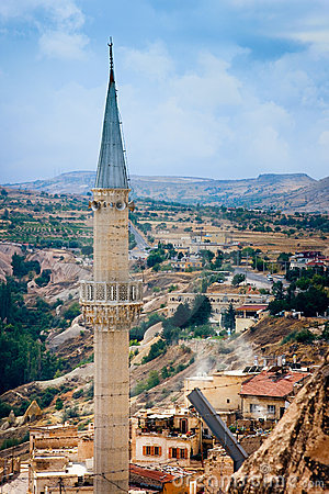 Minaret tower
