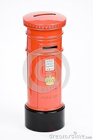 Minature Post Box
