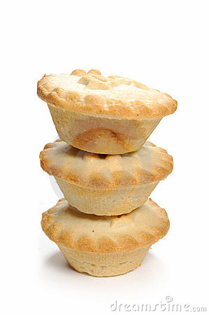 Free Mince Pies Royalty Free Stock Photography - 17090947