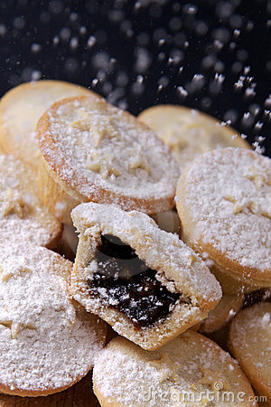 Free Mince Pies Royalty Free Stock Images - 3628339