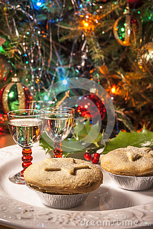 Mince Pies And Sherry