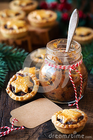 Free Mincemeat Pies Royalty Free Stock Photography - 77300387