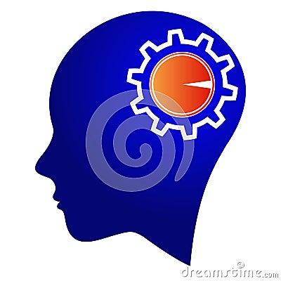 Mind gear control