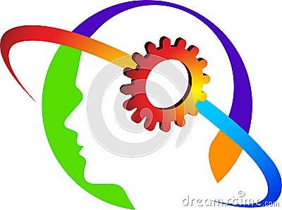 Mind gear logo