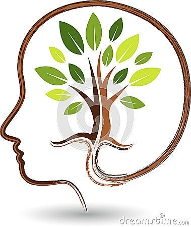 Free Mind Tree Logo Stock Images - 42390544