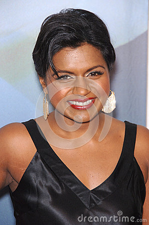 Mindy Kaling Editorial Photo