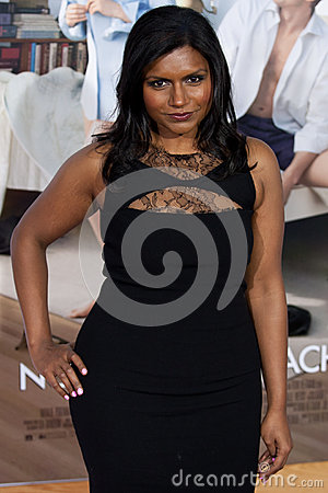 Mindy Kaling Editorial Photography