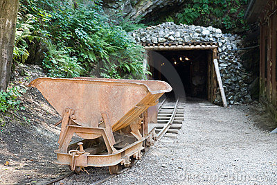 Mine trolley