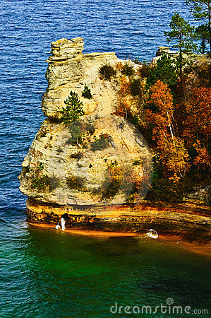 Miner s Castle, Lake Superior, Michigan