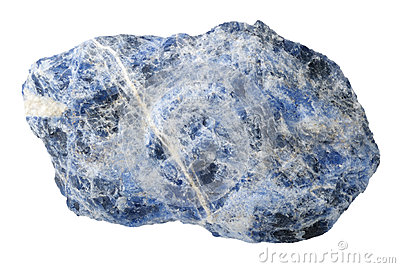 Sodalite Mineral Royalty Free Stock Photos - Image: 19929438