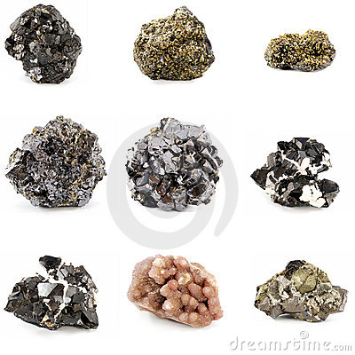 Minerales del mineral