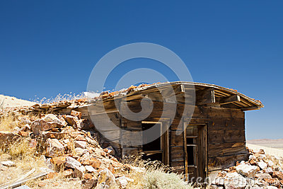 Miners Dugout Dwelling