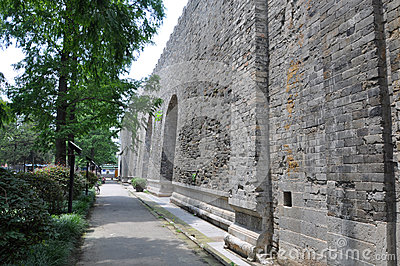Ming Palace Ruins, Nanjing, China