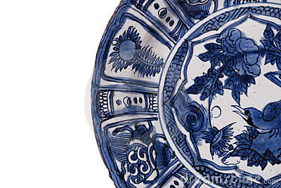 Ming plate