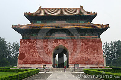 The Ming Tombs