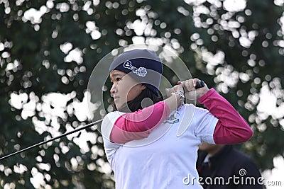 Minh quyen Nguyen, Trophee Preven s 2010 Editorial Stock Image