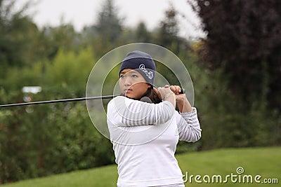 Minh Quyen Nguyen , Trophee Preven s 2010 Editorial Photo