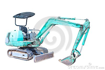 Mini Backhoe