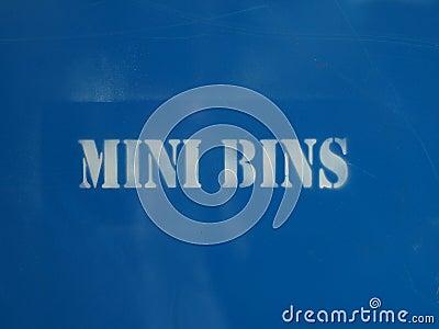 Mini Bins
